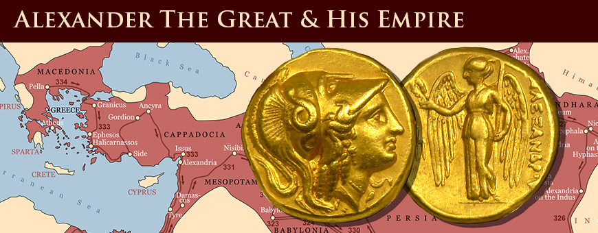 Alexander The Great Coins