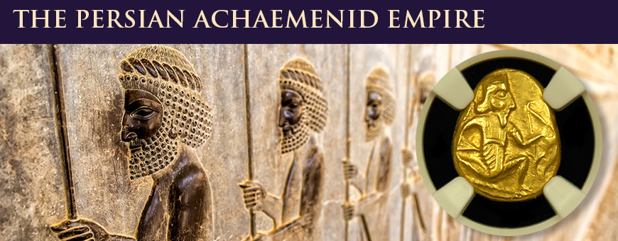 Achaemenid Empire Gold Coins