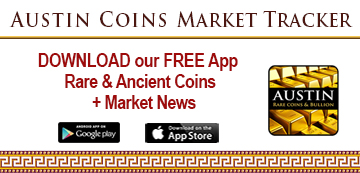 Ancient Coin Market Tracker